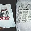 Kreator - TShirt or Longsleeve - Kreator - Violent Conquest Tour 1987