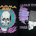 Gamma Ray - TShirt or Longsleeve - GAMMA RAY - Japan 1992 tour shirt