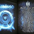 Unisonic - TShirt or Longsleeve - UNISONIC - Tourshirt 2012