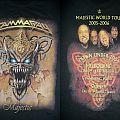 Gamma Ray - TShirt or Longsleeve - GAMMA RAY - Australia tour 2006