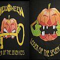 Helloween - TShirt or Longsleeve - HELLOWEEN - Eater Of The Seven Keys