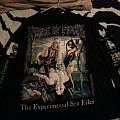Cradle Of Filth - The Experimental Sex Files (tshirt)