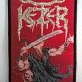 """Ketzer - Patch - Ketzer """"Satans Boundaries Unchaind"""" Patch"""