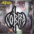 Cobra(Perú) - Patch - Cobra logo shape patch