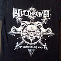 """Bolt Thrower - TShirt or Longsleeve - Bolt Thrower """"Overtortures of War"""" Shirt"""