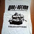 """War Agenda - TShirt or Longsleeve - War Agenda """"Thrash Battailon"""" Shirt"""