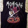 "Midnight - TShirt or Longsleeve - Midnight ""Athenar in hell"" shirt"