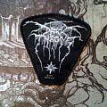 """Darkthrone - Patch - Darkthrone """"Logo"""" Patch"""