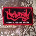 "Nocturnal ""Unholy Thrash Metal"" Patch"