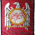 Slayer - Patch - Slayer Patch - Season in the Abyss