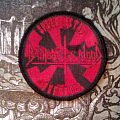 "Baphomet's Blood ""Speed Metal Overkill"" Round Patch"
