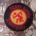 "D.R.I. - Patch - D.R.I. ""Logo"" Round Patch"