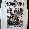 "Bolt Thrower ""Realm of Chaos"" Shirt"