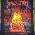 Benediction back Patch