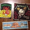 Metallica - Patch - Patches for Fred Rattlehead