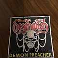 Deathwish - Patch - Deathwish Rubber Patch