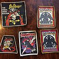 Bulldozer - Patch - rubber