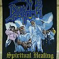 Death - Spiritual Healing Backpatch