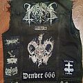 Black/Doom battle jacket