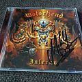 Motörhead - Inferno. Tape / Vinyl / CD / Recording etc