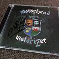 Motörhead - Motörizer. Tape / Vinyl / CD / Recording etc