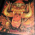 Motörhead - Sacrifice - tape Tape / Vinyl / CD / Recording etc