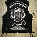 Motörheadbangers kutte Battle Jacket