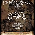 Moonsorrow tour poster