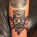 Rytmihäiriö tattoo Other Collectable