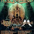 Korpiklaani tour poster Other Collectable