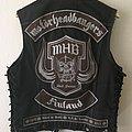 Motörheadbanger kutte