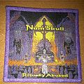 Num Skull Embroided Patch