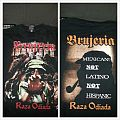 Brujeria Shirt with embroided logo