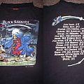 Two different black sabbath forbidden og shirts by brockum