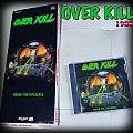 Overkill - Tape / Vinyl / CD / Recording etc - OVERKILL longbox 1988 under the influence