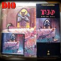 DIO Dream Evil Longbox Tape / Vinyl / CD / Recording etc