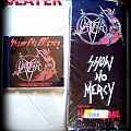 SLAYER show no mercy Longbox Tape / Vinyl / CD / Recording etc