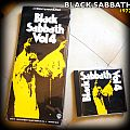 Black Sabbath Vol.4 longbox 1972