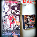 CARCASS Necroticism Longbox,  finally own this piece Tape / Vinyl / CD / Recording etc