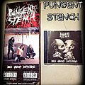 Pungent stench Longbox