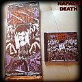NAPALM DEATH longbox from eslavement to obliteration  Tape / Vinyl / CD / Recording etc