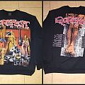 Gorefest sweater from false record
