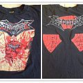 DISMEMBER indecent & obcene Europe official version TShirt or Longsleeve