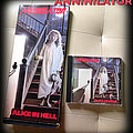 ANNIHILATOR alice in hell longbox  Tape / Vinyl / CD / Recording etc