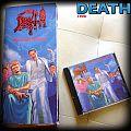 Death - Tape / Vinyl / CD / Recording etc - DEATH spiritual healing Longbox
