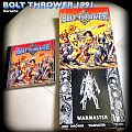 BT warmaster Longbox 1991 Tape / Vinyl / CD / Recording etc