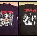Terrorizer world down fall OG vintage