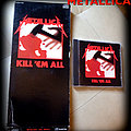 Metallica longbox extra songs version Tape / Vinyl / CD / Recording etc