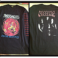 Massacre from beyond long sleeve the real deal TShirt or Longsleeve