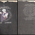 Vintage SAMAEL shirt  from blood ritual